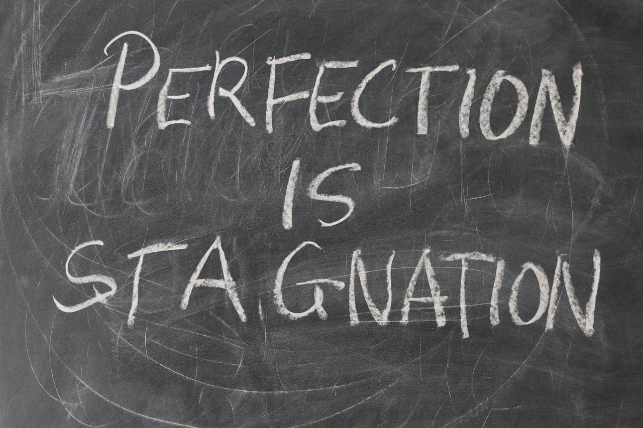 Perfekcyjna dziewczynka nie ryzykuje